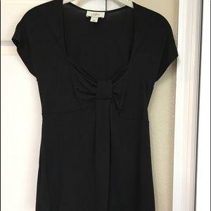 Ann Taylor Loft Black XS Shirt